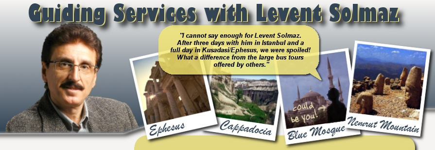 Private Tours with Levent Solmaz